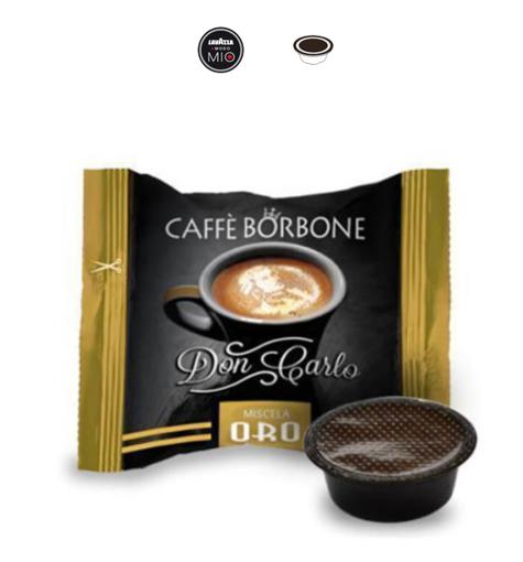 Caffè Borbone -   Don Carlo Miscela Oro