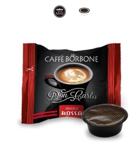 Caffè Borbone -   Don Carlo Miscela Rossa