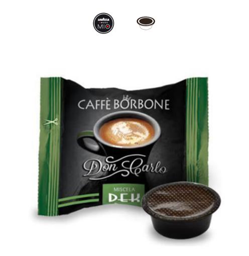 Caffè Borbone -   Don Carlo Miscela Verde Decaffeinato