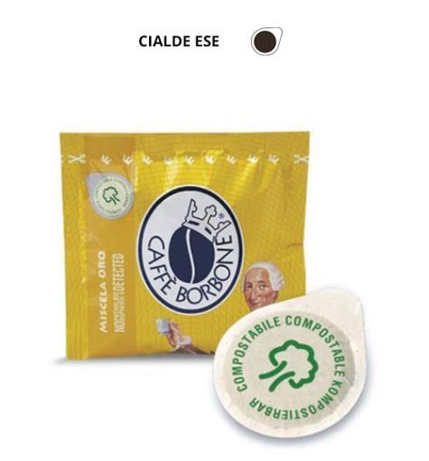 Caffè Borbone - Cialde ESE  Miscela Oro