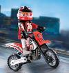 Campione di Motocross