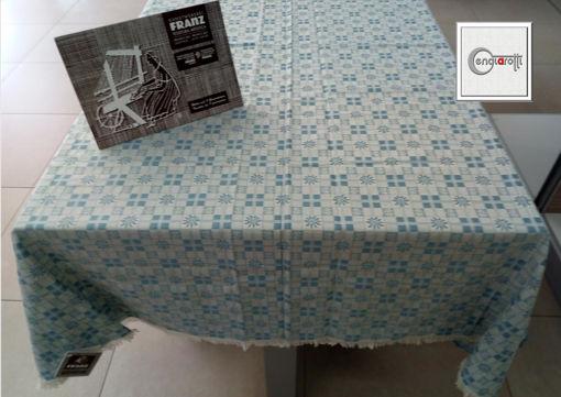 Tovaglia in puro cotone 150 x 150