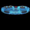 Koch Media - Retro-Bit SEGA MD BT Pad Blue