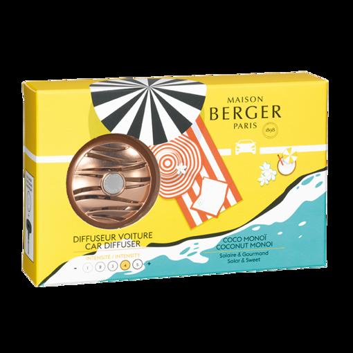 Maison Berger - Diffusore per auto Coco Monoï