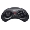 Retro-Bit SEGA MD BT Pad Black