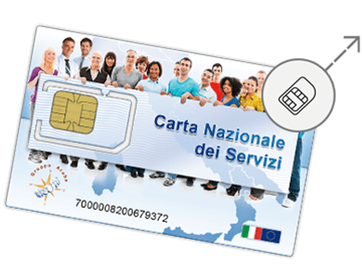 Sim Card - Rinnovo Firma Digitale