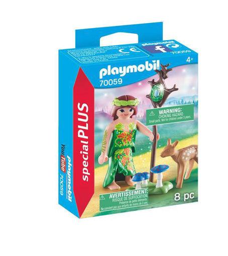 PlayMobil - Fata con Cervo