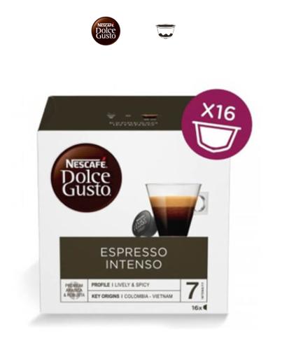 Nescafé – Espresso Intenso