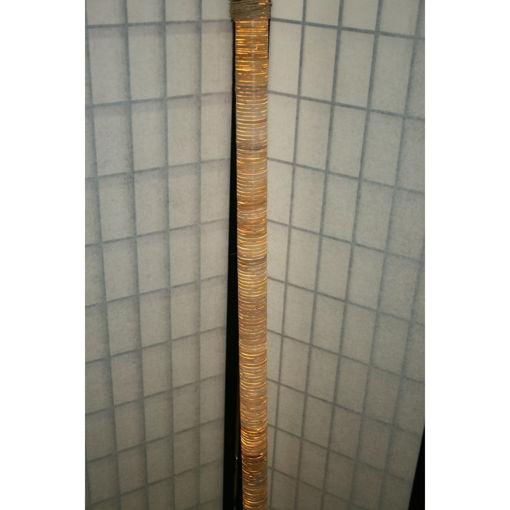 Immagine di Lampada Tubo con foglia di cocco