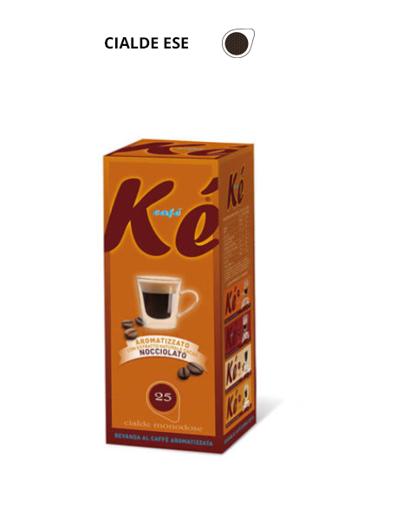 Caffè Molinari – Aromatizzato Nocciolato Ké