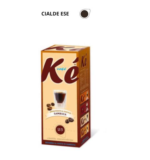 Caffè Molinari – Aromatizzato Sambuca Ké