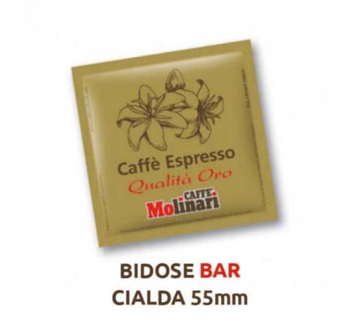 Caffè Molinari – Cialda Bidose Bar
