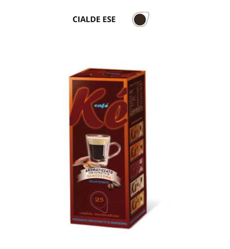 Caffè Molinari – Decaffeinato Aromatizzato Ganoderma Ké