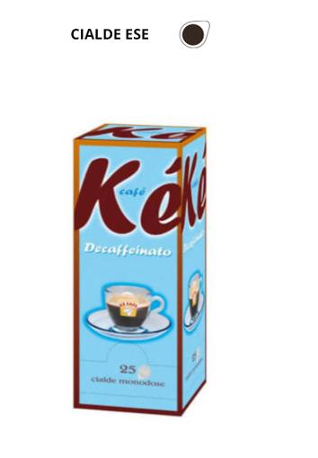 Caffè Molinari – Decaffeinato Ké