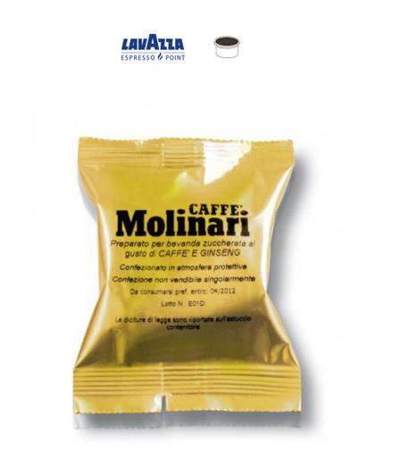 Caffè Molinari – Ginseng