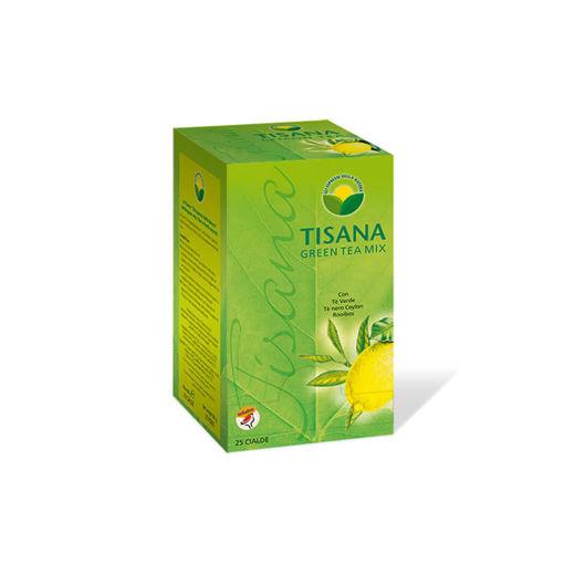 Caffè Molinari – Tisana Mix The Verde