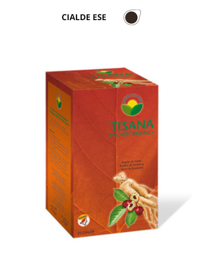 Caffè Molinari – Tisana Pronto Energy