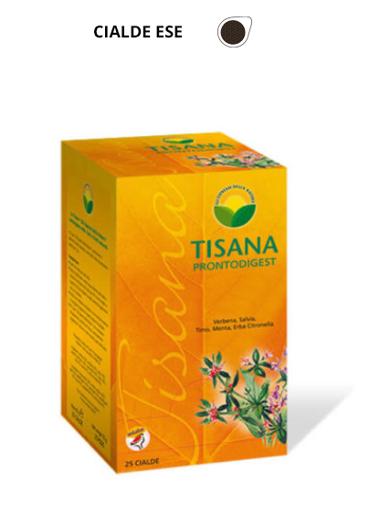 Caffè Molinari – Tisana Pronto Digest