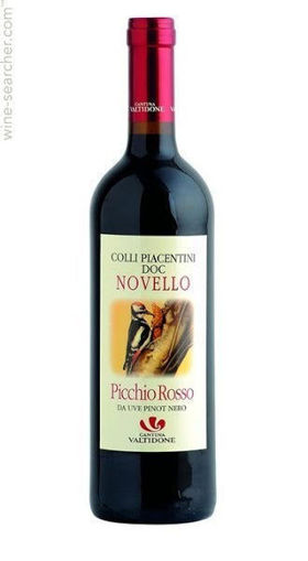 Vino Novello Picchio Rosso