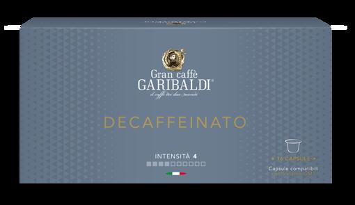 Gran Caffè Garibaldi - Decaffeinato