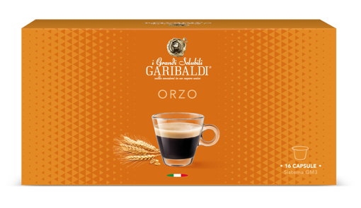 Gran Caffè Garibaldi - Orzo
