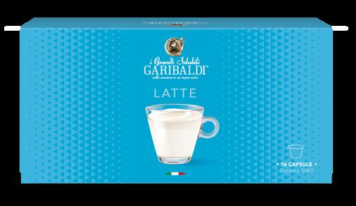 Latte Caffè Garibaldi
