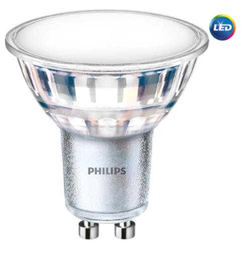 Corepro LEDspot 550lm GU10 840 120D