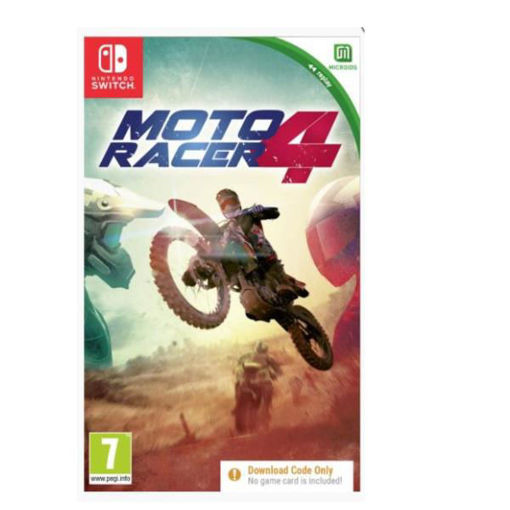 Nintendo Switch - Moto Racer 4