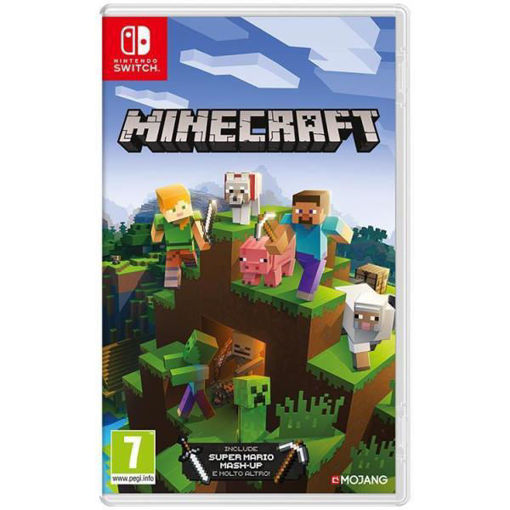 Nintendo Switch - Minecraft Ita
