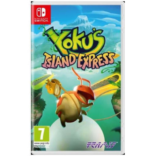 Nintendo Switch - Yoku S Island Express