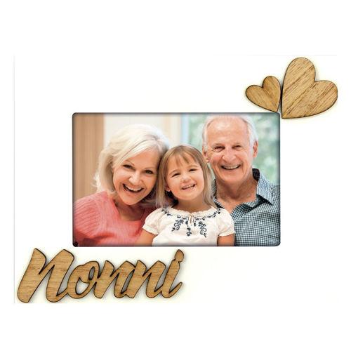 """Immagine di Cornice portafoto """"nonni"""""""