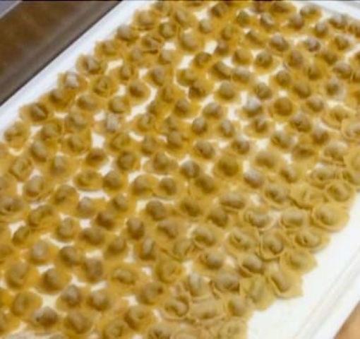 Pasta fresca: Agnoli mantovani