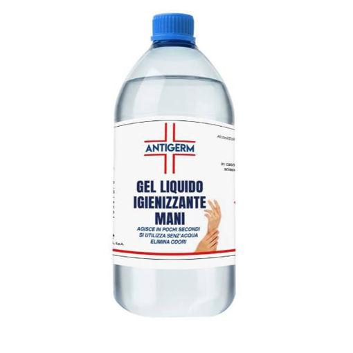 Gel igienizzante 1 litro