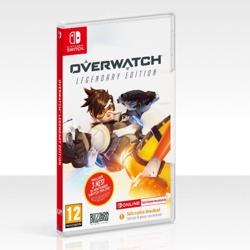 Nintendo Switch - Overwatch®: Legendary Edition