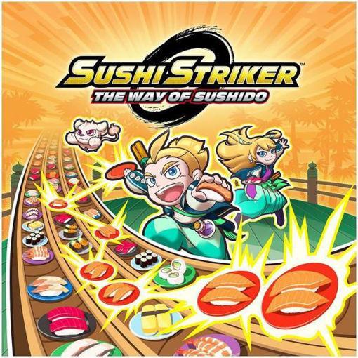 Nintendo Switch - Sushi Striker