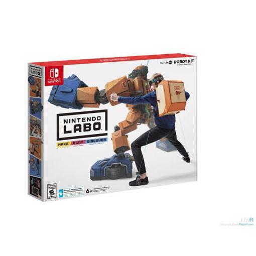 Nintendo - Labo Robot Set