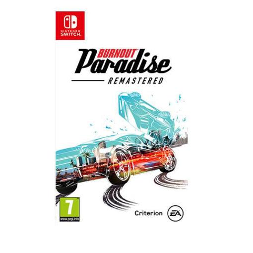 Nintendo Switch - Burnout Paradise Remastered