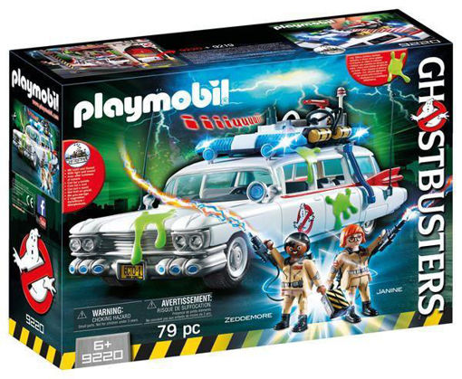 Playmobil - Ghostbusters Ecto-1