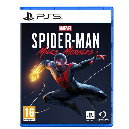 PS5 - SpiderMan Miles Morales