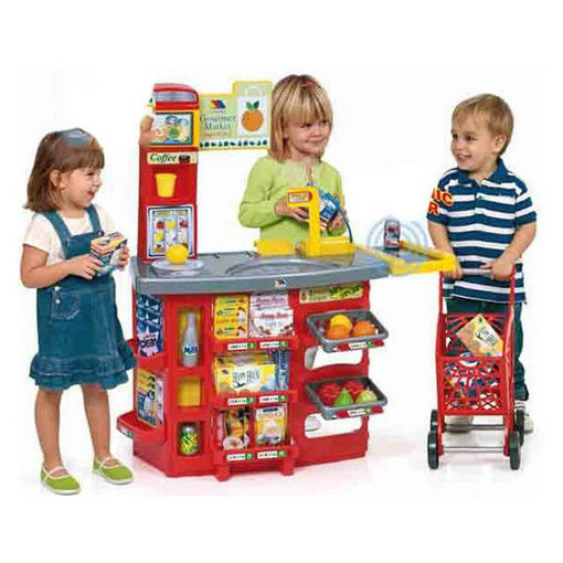 Playset Supermarket Moltò