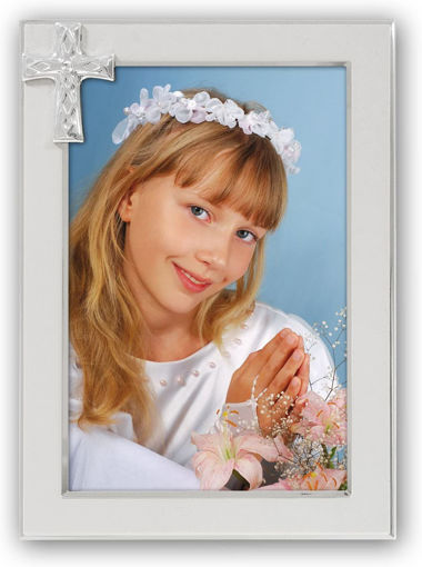 """Immagine di Cornice portafoto Prima Comunione """"Colette"""""""