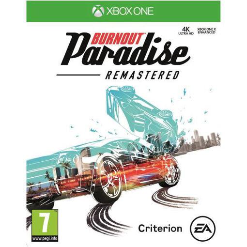 Xbox One - BurnOut Paradise