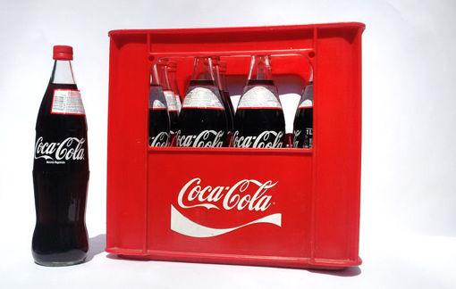 Cassa di Coca Cola da litro