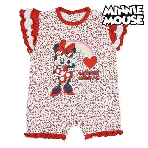Minnie Mouse - Tutina a Maniche Corte