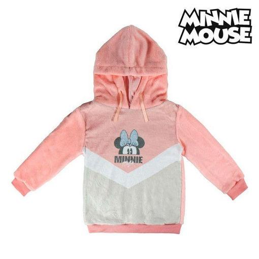Felpa con cappuccio Disney Minnie Mouse per bambine
