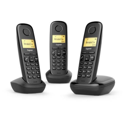 Gigaset - set 3 Telefoni A170