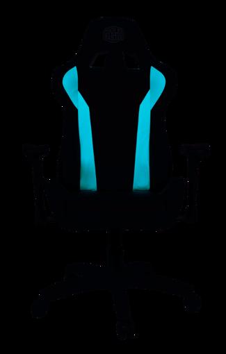 CoolerMaster - Sedia Caliber R1 Blu