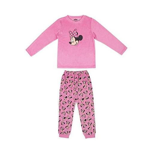 Minnie Mouse - Pigiama Bambini Rosa