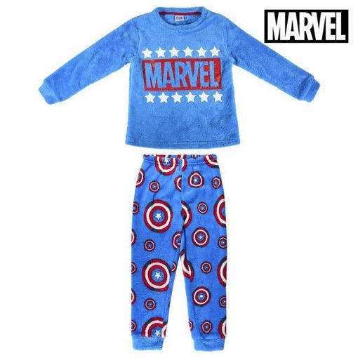 Marvel  - Pigiama Bambini  Azzurro