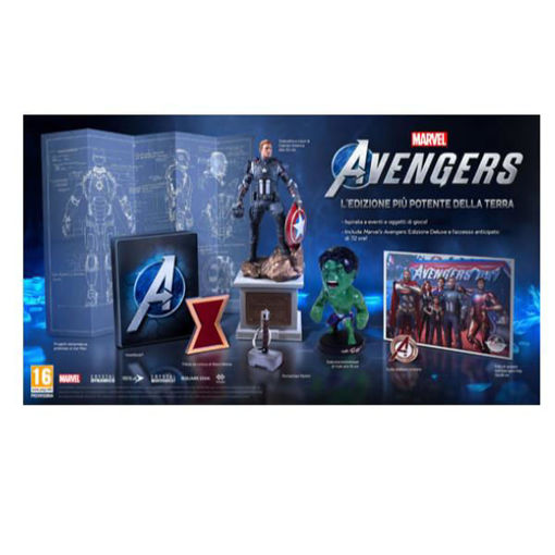 PS4 -  Marvel's Avengers Collector